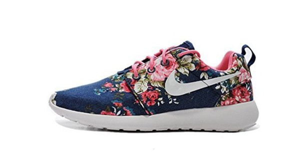 a52790541433 custom nike roshe run sneakers athletic women shoes with print ...