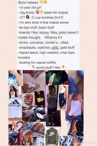 hat gold style style me outfit stussy nike running shoes nike shoes nike sweater nike free run nike air dope jeans bag belt jacket jewels tie dye basic nike ralph lauren polo rihanna timberland converse jordans snapback watch grillz ripped jeans high waisted crop tops hoodie casual ralph lauren