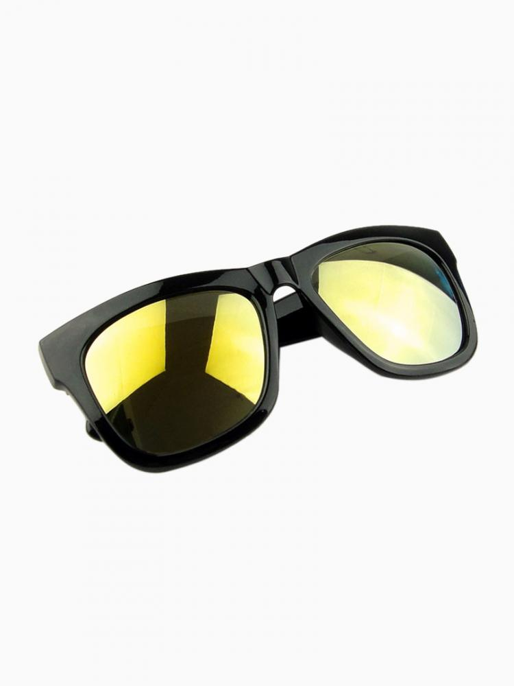 Square Sunglasses With Black Frame | Choies