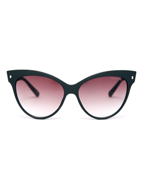 minkpink minkpink candy land katzenaugen sonnenbrille bei asos. Black Bedroom Furniture Sets. Home Design Ideas
