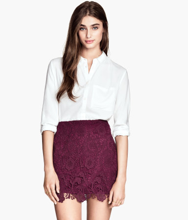 H&M Long-sleeved blouse £12.99