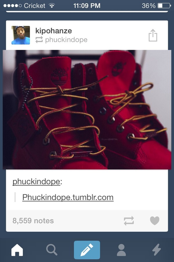 shoes timberlands red