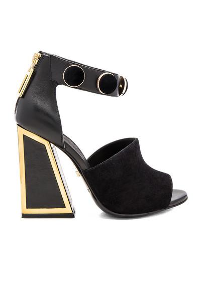 Kat Maconie heel black shoes