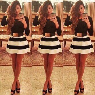 dress fashion casual party dress mini dress short dress summer top gloves