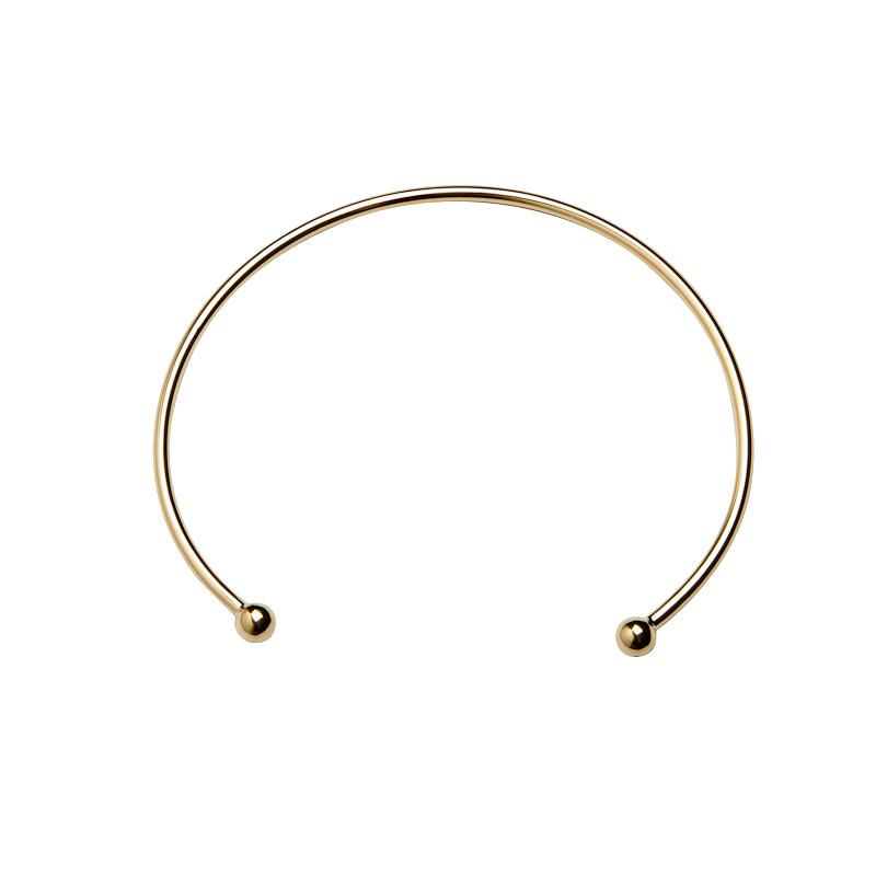 Ball Choker - Neck - Brass Collection
