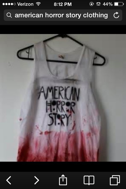 tank top american horror story's