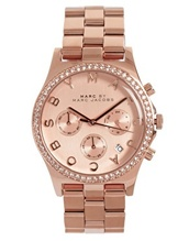 jewels,montre,watch marc jacobs,rose gold,watch
