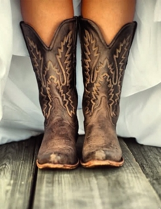 Cowgirl Cowboy Boots