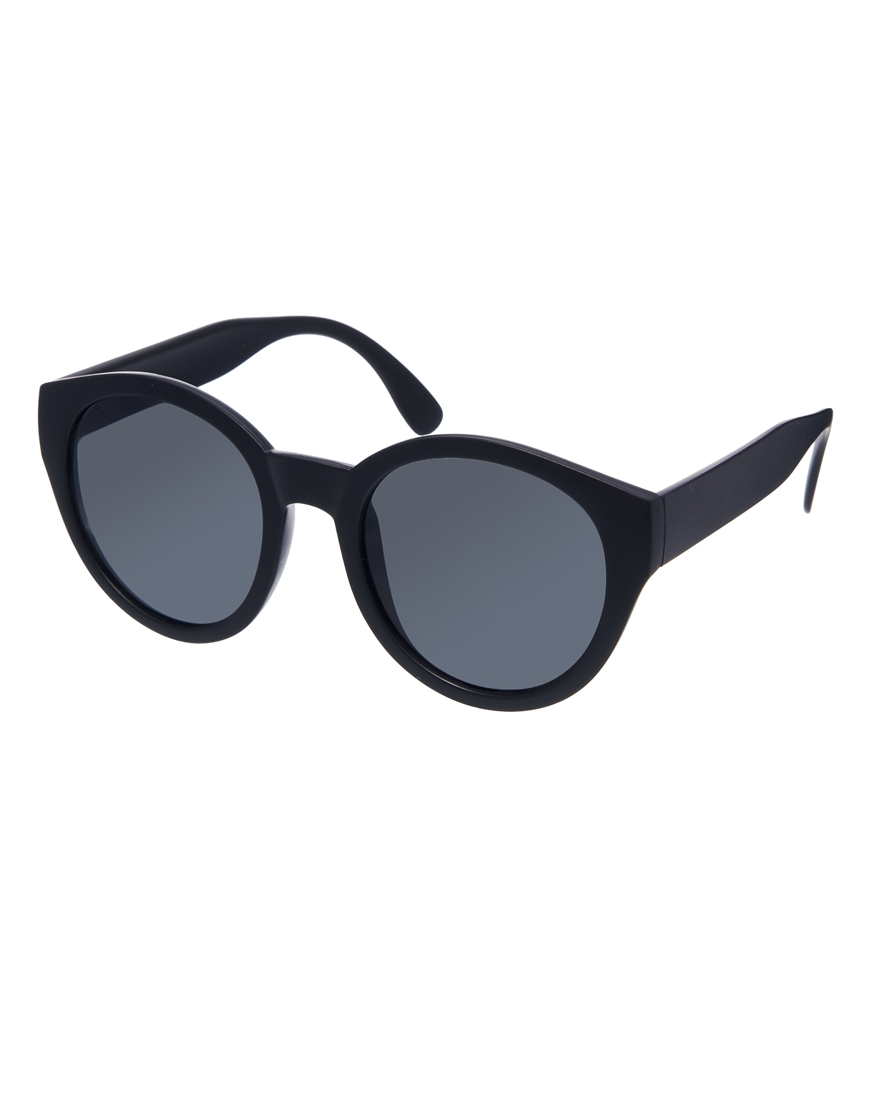 ASOS Oversized Round Sunglasses at asos.com