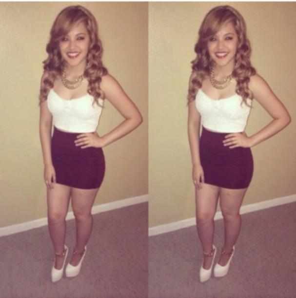 skirt clubwear
