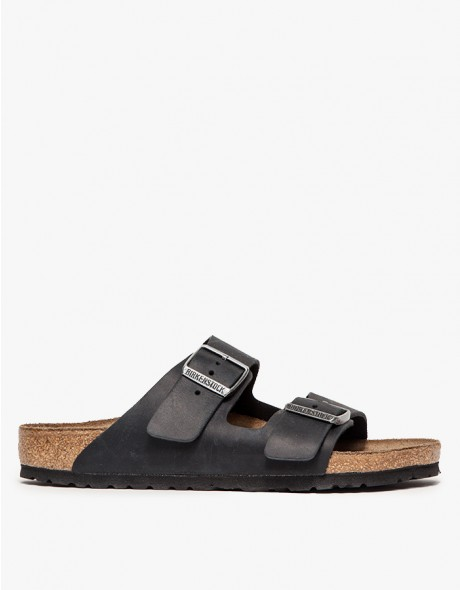 Birkenstock / Arizona Oiled Black