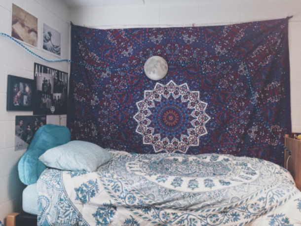 Inspirational wall tapestry urban outfitters about my blog for Indie wall art ideas