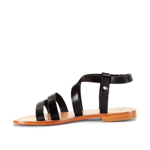 Baycliff leather sandal