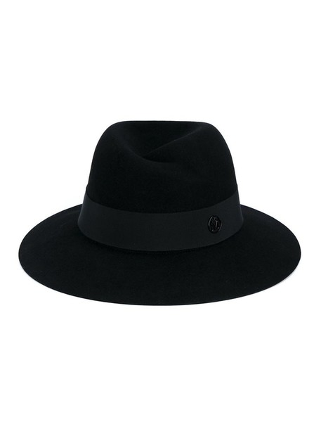 Maison Michel hat fedora black