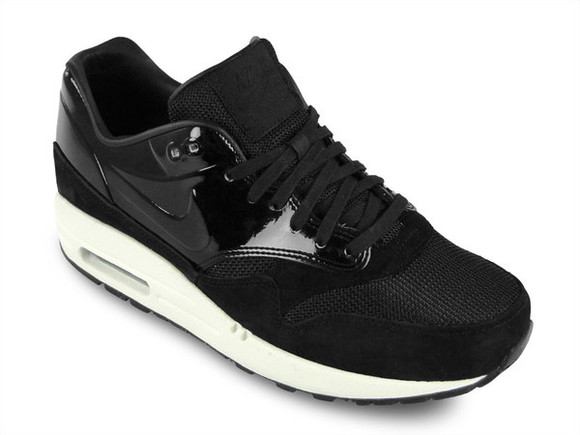 nike black nike air max 1 nike air max shoes sneakers