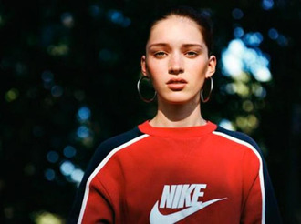 sweater nike 90's retro vintage