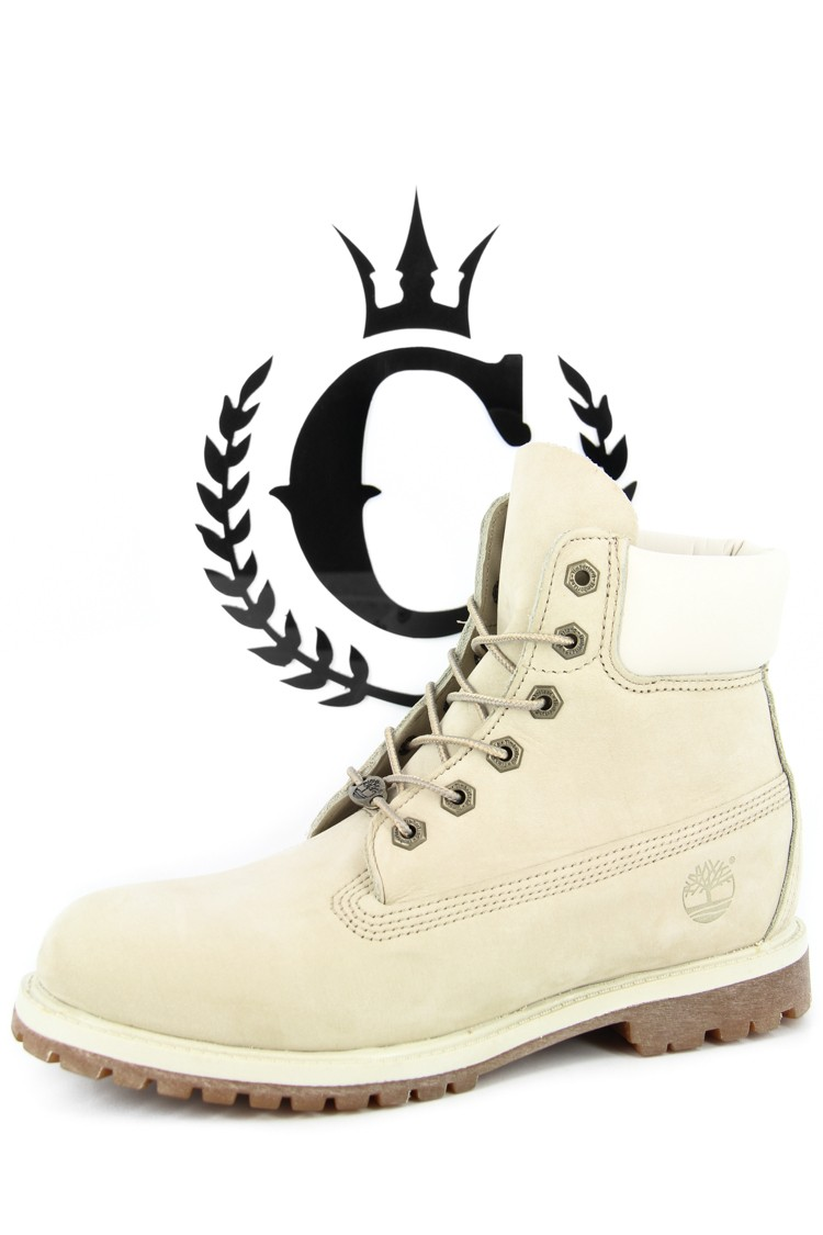 Timberland Womens Boots Winter White
