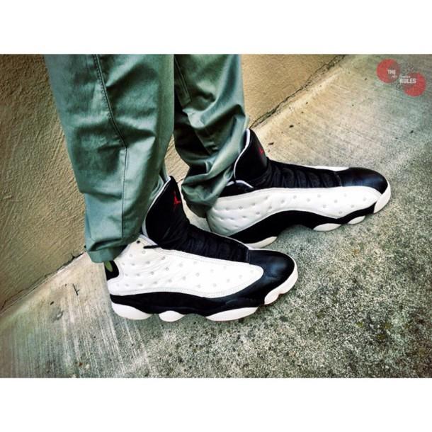 best service c3903 303c8 shoes cute white black sneakers jordans jordans style dope swag cool jeans