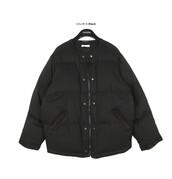 jacket,coat,down jacket,black