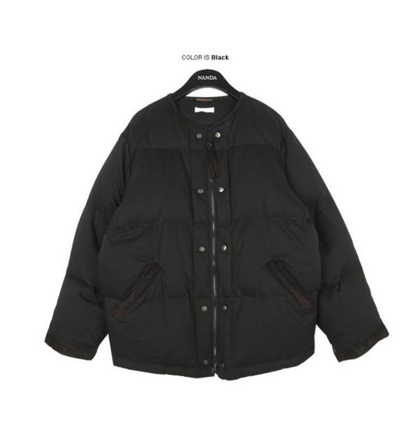 jacket coat down jacket black