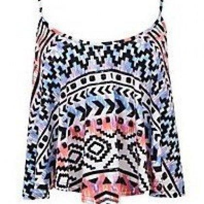 Débardeur / Top bretelles NEW LOOK en coton - Catalogue - Be.com