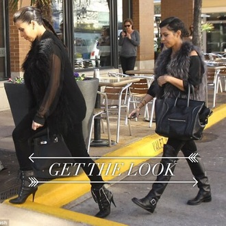 jacket kim kardashian kardashians kourtney kardashian shoes
