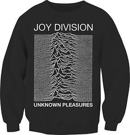 New JOY DIVISION Black Sweatshirt Jumper | eBay