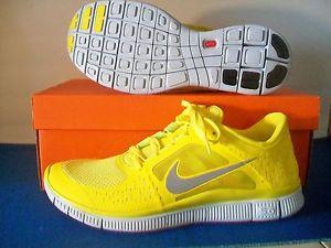 nike free run 3 5.0 yellow