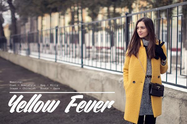 fashion agony coat dress shoes bag jewels