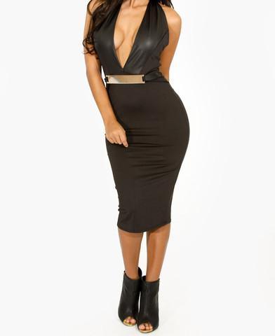 Halter Top Dress | Dresses | Jaydes Boutique