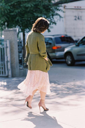 vanessa jackman blogger jacket coat shoes