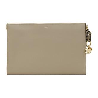 pouch grey bag