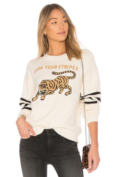 Mother jumper cream sweater