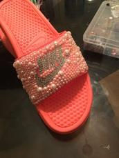 shoes,nike,flip-flops,nike shoes,nike sandals,nike slides