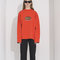 Ader error – new cool sweatshirt – orange