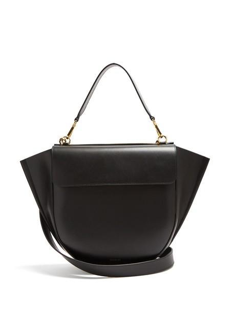 Wandler bag leather bag leather black
