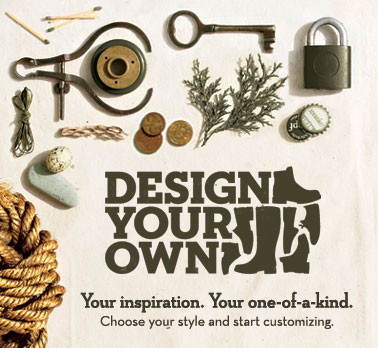 Timberland - Footwear - DYO Landing Page 2013
