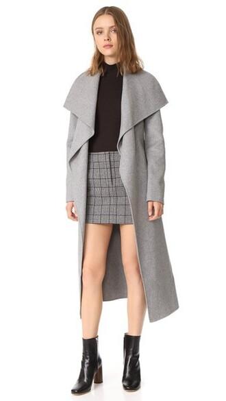 jacket wool jacket wool light grey