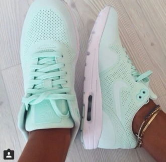 shoes airmax nike mint