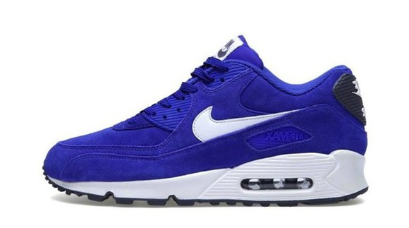 navy menswear shoes air max