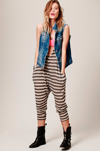 grunge 90s style pants overalls jumpsuit