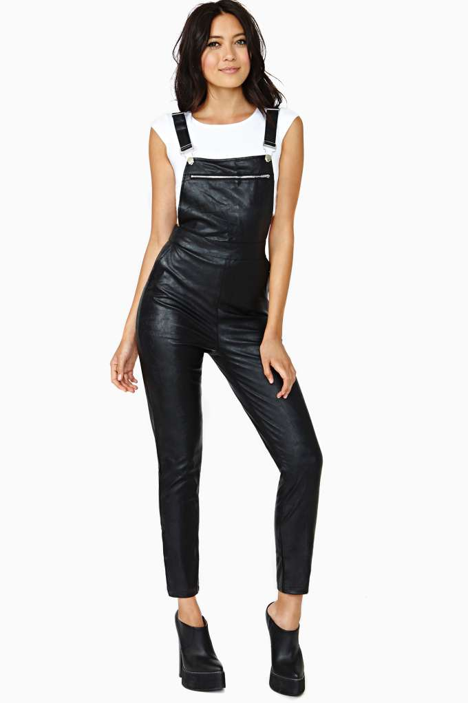 Push It Overalls | Shop Clothes at Nasty Gal