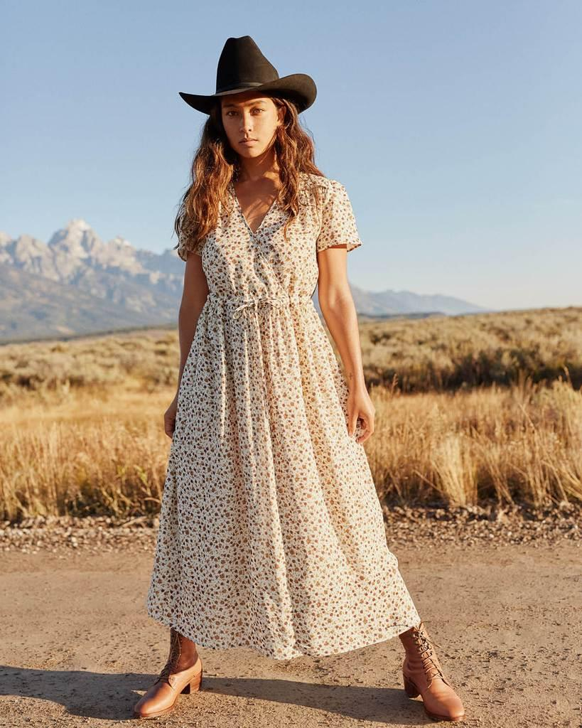 The Dawn Dress | Autumn Breeze