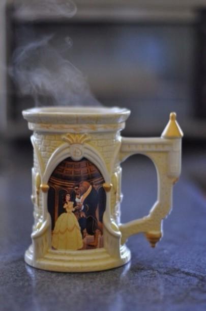 jewels disney princess princess belle belle disney disney disney coffee cup beauty and the beast