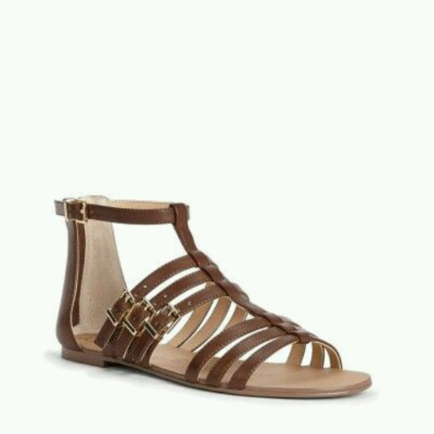 shoes gold gladiator scandals