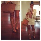 bag,purse,blouse,shorts,shoes