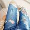 'island' skinny jeans