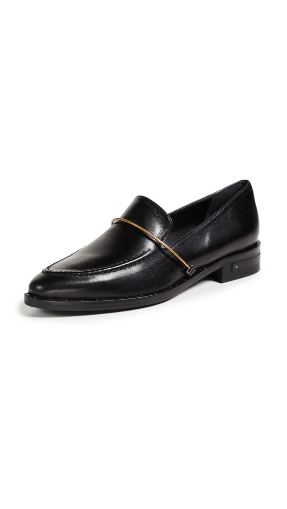 Freda Salvador The Light Loafers in black