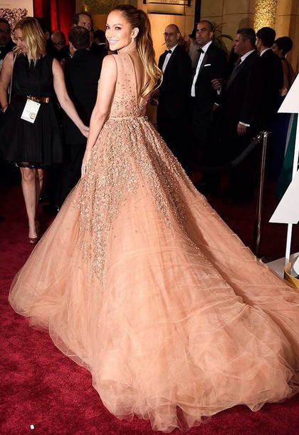 Prom dress oscars oscars 2015 red carpet dress red carpet jennifer lopez wheretoget - Red carpet oscar dresses ...