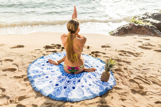 scarf round beach towel printed towel printed swimwear beach towel swimwear swimwear two piece bikini printed bikini beach summer